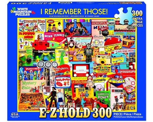 I Remember Those - 300 pieces