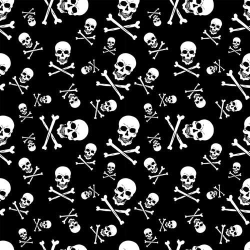 Skull & Crossbones Bandana