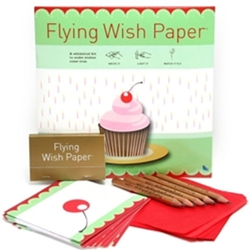 Flying Wish Paper Kits - Large 2 Styles