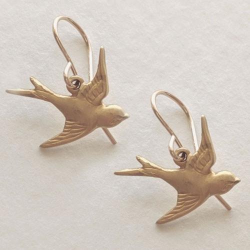 Little Bird Earrings