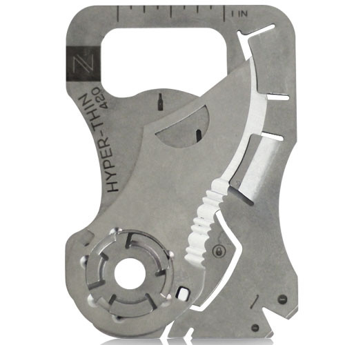 Hyper Thin Multi-Tool With Knife