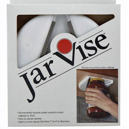 Jar Vise Jar Opener