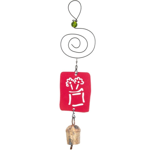 Flower Ornament Chime