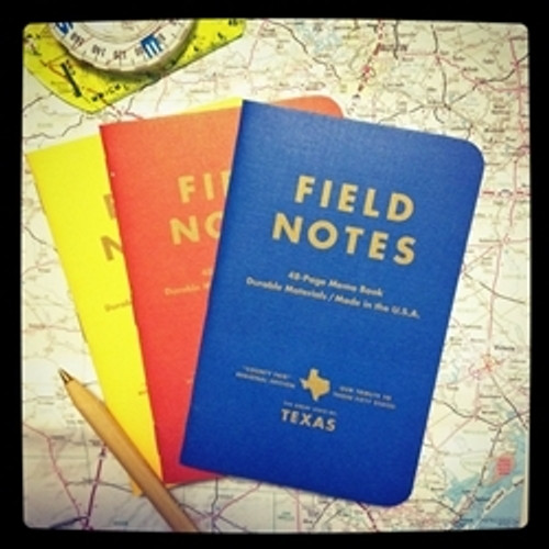 Field Notes - USA States Edition