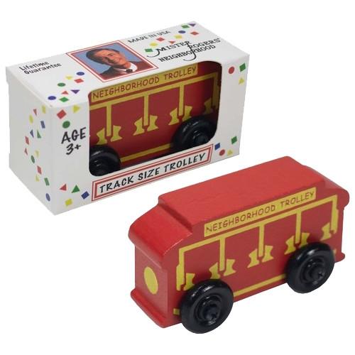 Mister Rogers Mini Trolley