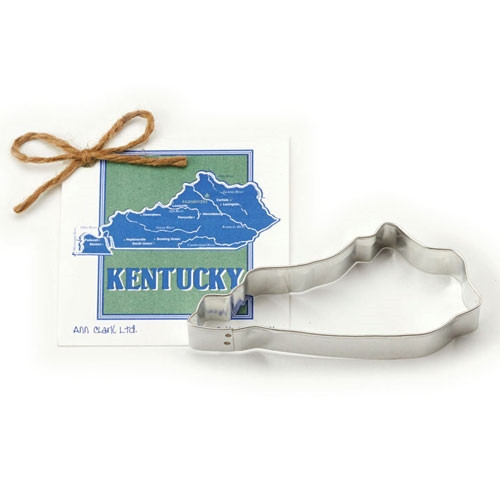 State of Kentucky Cookie Cutter