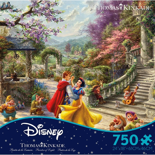 Disney's Snow White Puzzle - 750 pieces