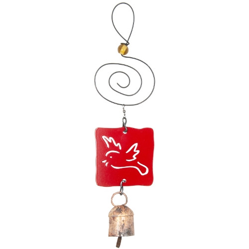Hummingbird Ornament Chime