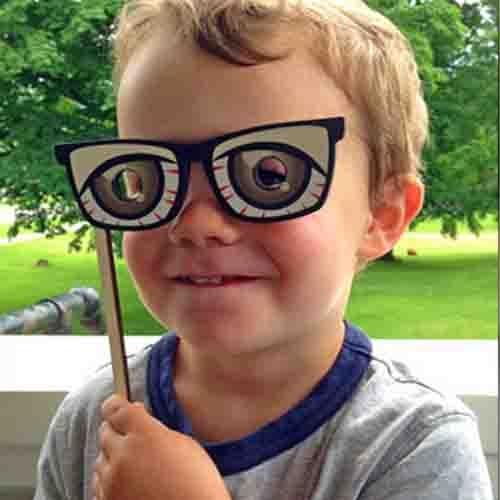 Crazy Eyes Silly Sticks