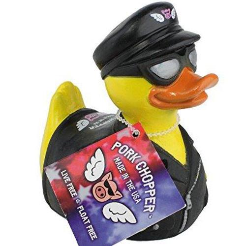 Pork Chopper Rubber Duck