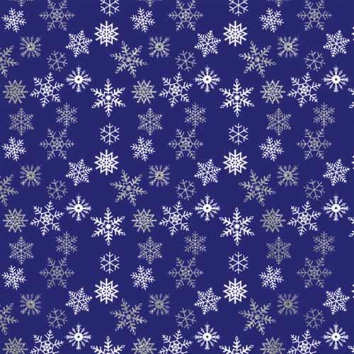 Snowflake Bandana