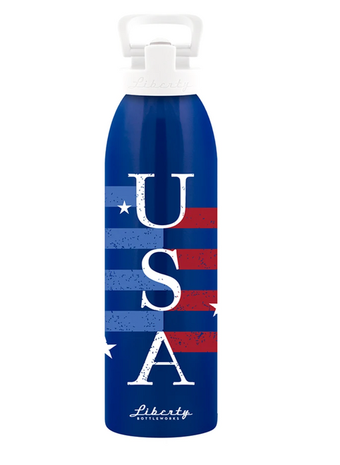 Liberty Aluminum Water Bottle