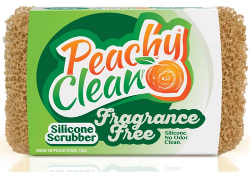 Silicone Dish Scrubber - Unscented