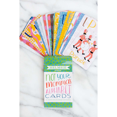 Not Your Momma's ABC Cards