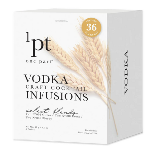 Vodka Craft Cocktail Infusion Party Pack