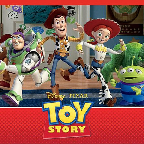 Disney's Panoramic Toy Story Puzzle - 700 pieces