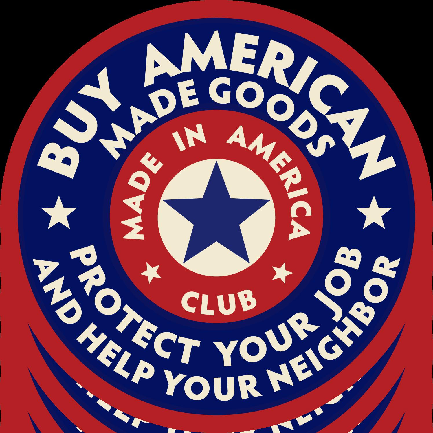 Buy American Seal