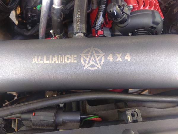 Alliance 4x4 Cold Air Intake for 2012-2018 Jeep Wrangler (JK)