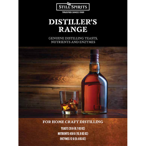 Booklet: Home Craft distilling