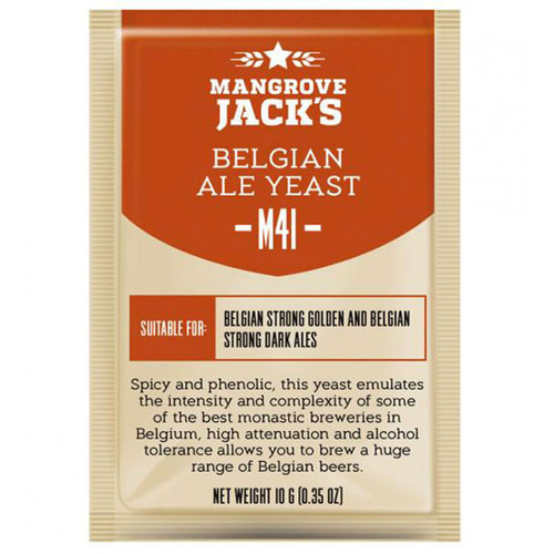 M41 Belgian Ale Yeast | Free Shipping