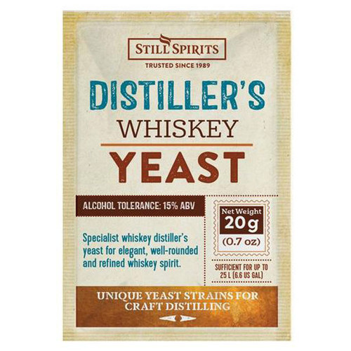 distiller's whiskey yeast