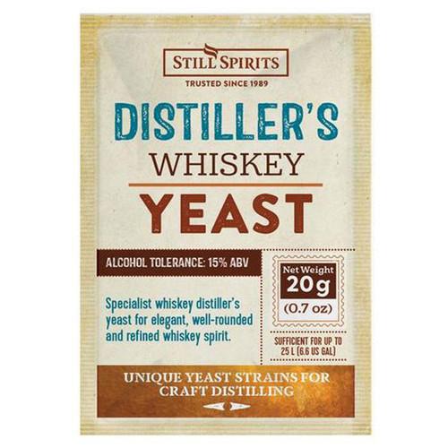 distiller's whiskey yeast