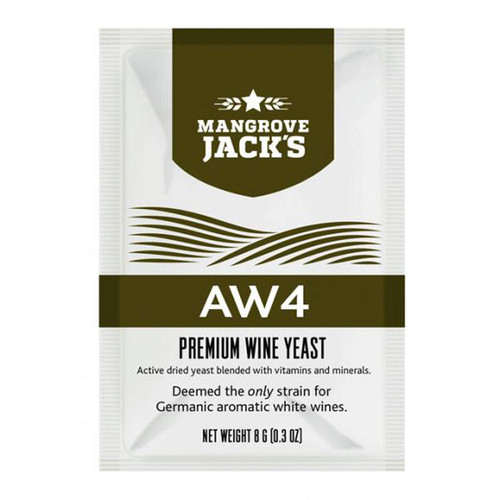 white wine yeast AW4