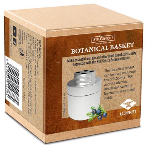 botantical basket for T500 and alembic pot still
