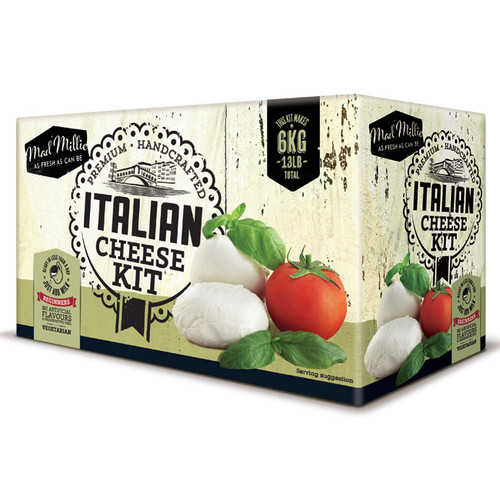 ITALIAN CHEESE KIT