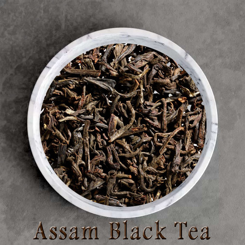 Certified Organic Assam Black Tea