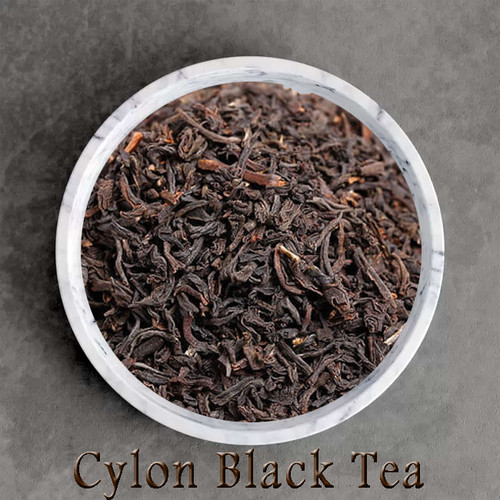 Certified Organic Black Ceylon Tea