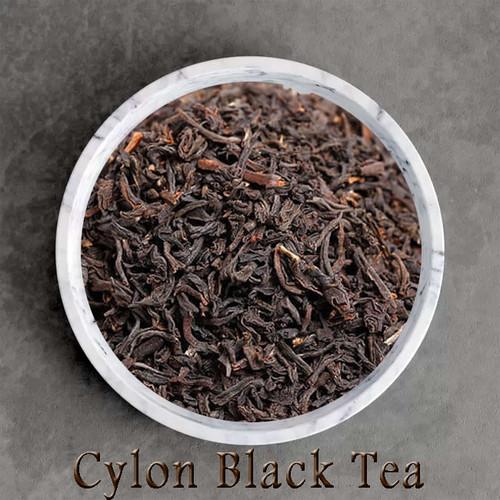 Certified Organic Black Ceylon Tea