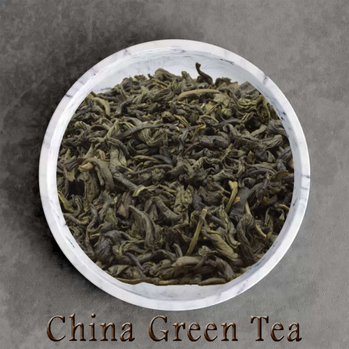 CERTIFIED ORGANIC CHINESE GREEN TEA