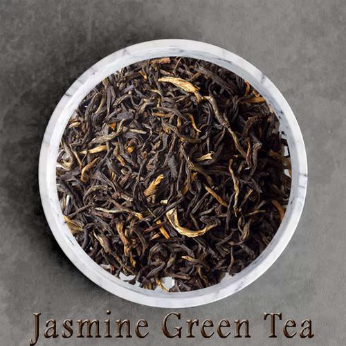 jasmine green tea certified organic