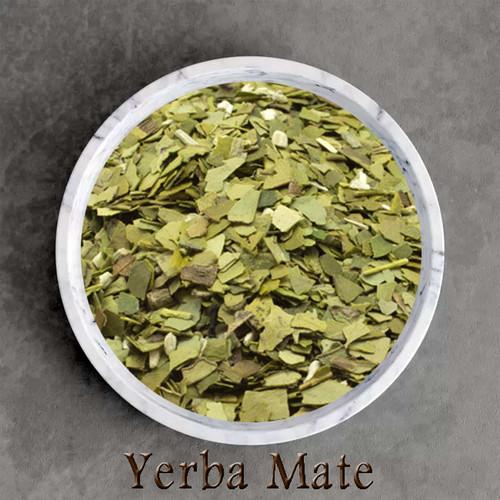 certified organic yerba mate herbal tea