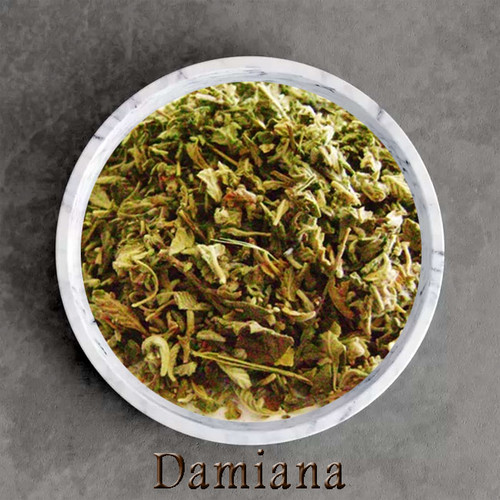 damiana herbal tea certified organic