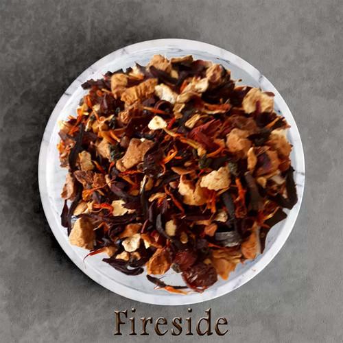 certified organic fireside herbal infusion