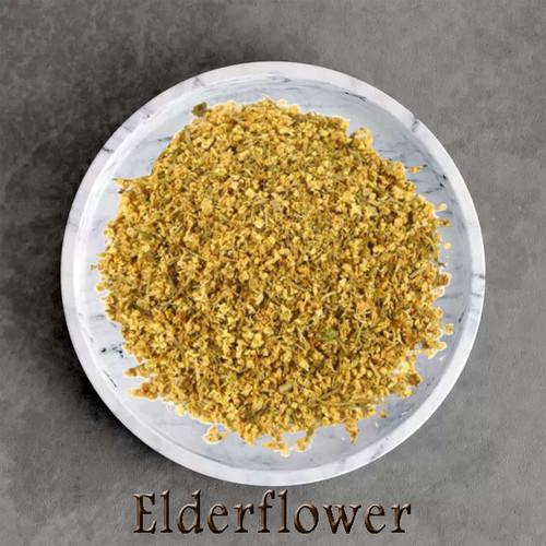 elderflower herbal tea certified organic