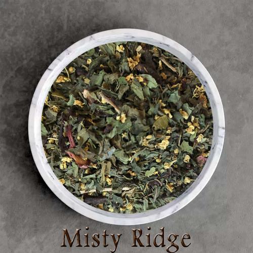 certified organic misty ridge herbal infusian
