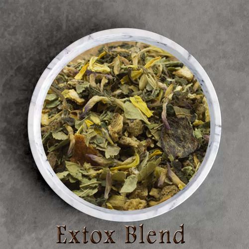 certified organic extox (liver detox)tea