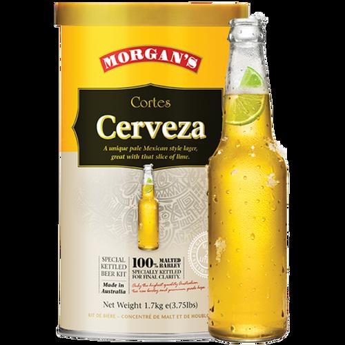 Morgan's Premium Cortes Cerveza