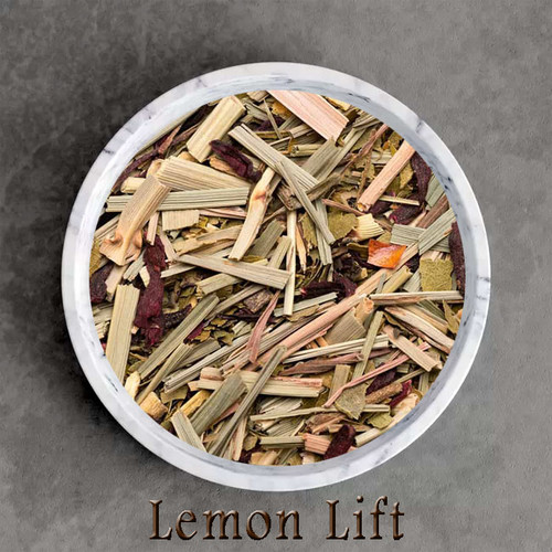lemon lift herbal infusion