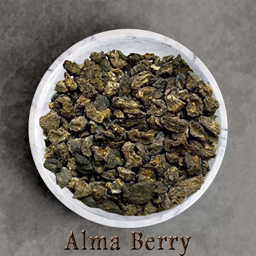 CERTIFIED ORGANI Indian gooseberry / amla berry herbal tea