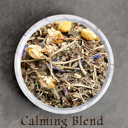 Certified Organic Calming Herbal Blend