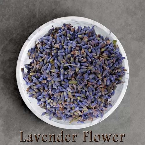 CERTIFIED ORGANIC LAVENDER FLOWER