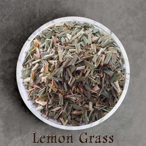 certified organic lemon grass herbal tea