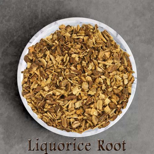 certified organic liquorice root
