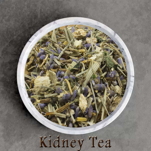certified organic kidney herbal blend tea
