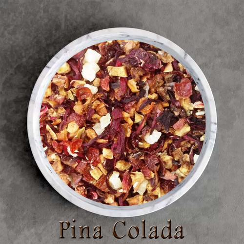 pina colada - certified organic ingredients