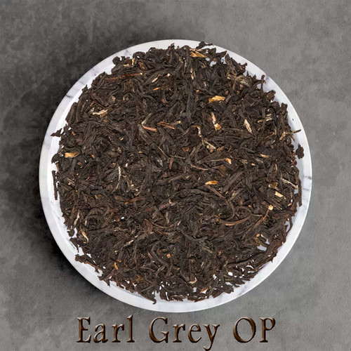 certified organic earl grey tea